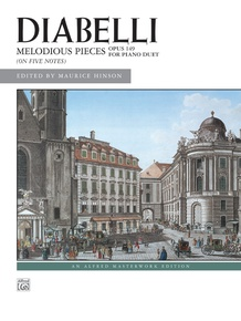 Diabelli: Melodious Pieces on Five Notes, Opus 149