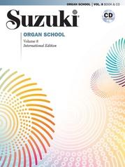 Suzuki Organ School, Vol. 8