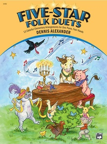 Five-Star Folk Duets