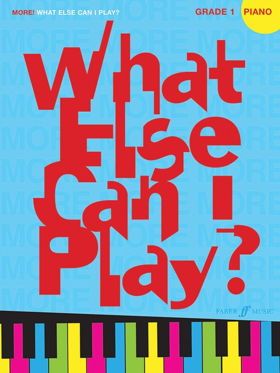 More! What Else Can I Play? Grade 1