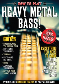 Guitar World: How to Play Heavy Metal Bass!