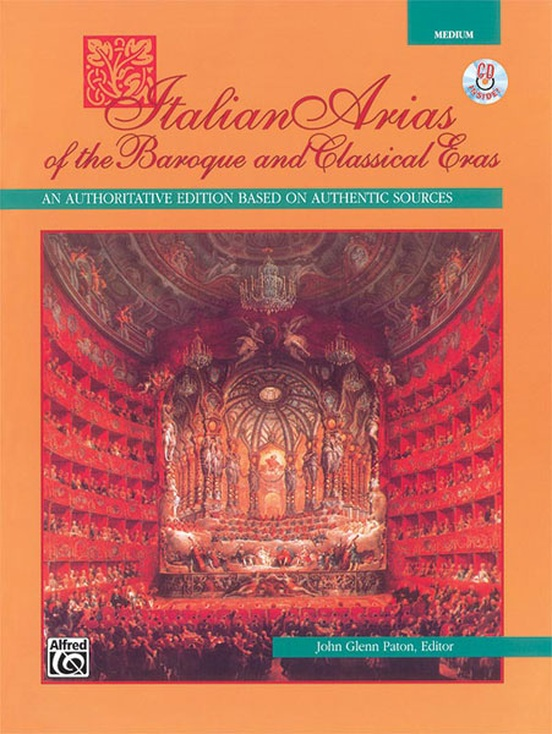 Italian Arias of the Baroque and Classical Eras