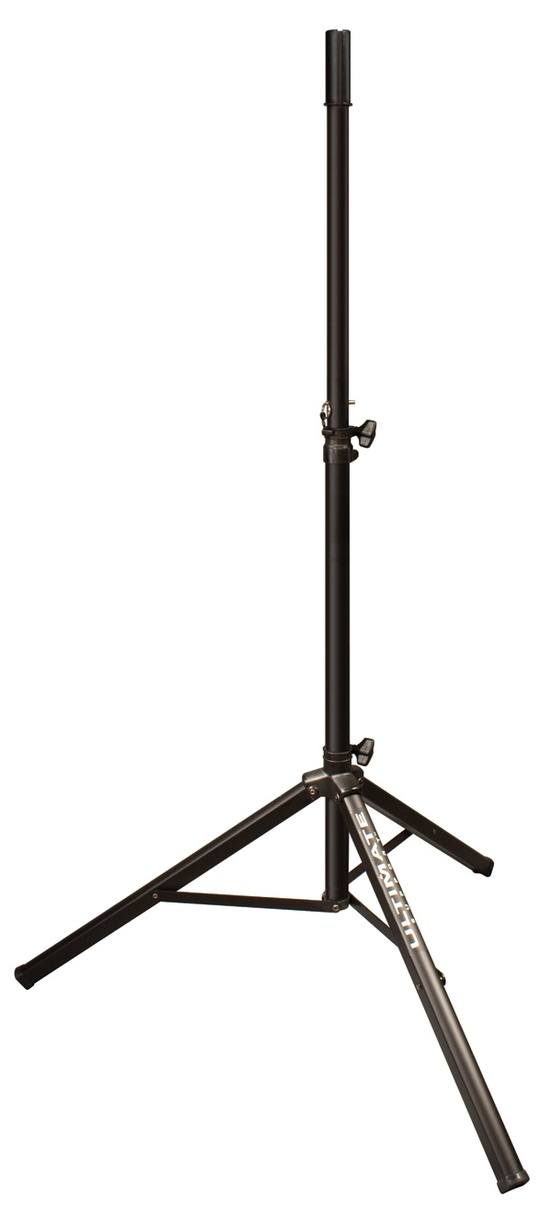 Ultimate Support TS-70B Aluminum Tripod Speaker Stand (Black)