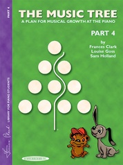 The Music Tree: Student's Book, Part 4