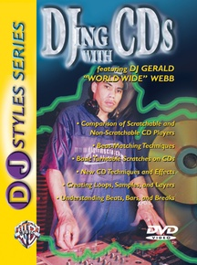 DJ Styles Series: DJing with CDs