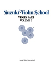 Suzuki Violin School, Volume 9