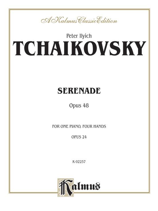 Serenade, Opus 48