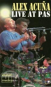 Alex Acuña: Live at PAS '95