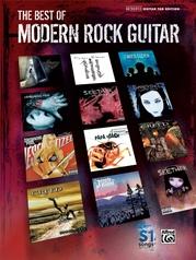 The Best of Modern Rock Guitar