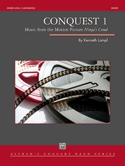 Conquest 1 (from the motion picture Ninja's Creed)