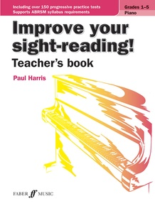 Improve Your Sight-Reading! Piano (Teacher's Book)