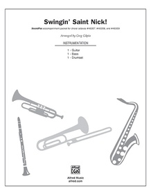 Swingin' Saint Nick!