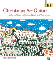 Christmas for Guitar: In TAB