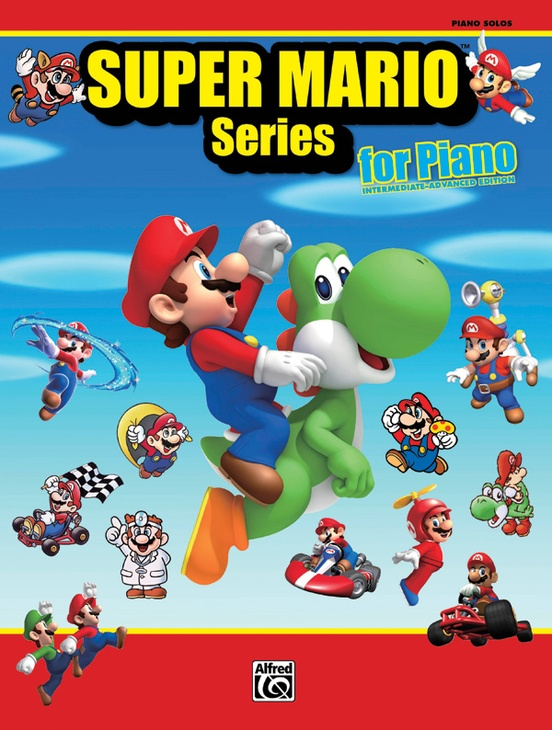 Super Mario™ Series for Piano