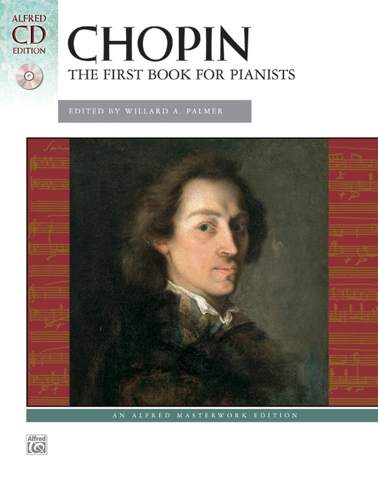 Chopin, First Book for Pianists
