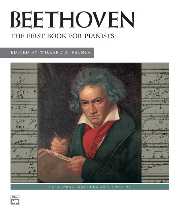 Beethoven, First Book for Pianists