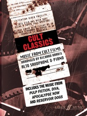 Cult Classics for Alto Saxophone