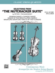The Nutcracker Suite, Selections from