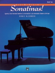 Simply Sonatinas!, Book 2