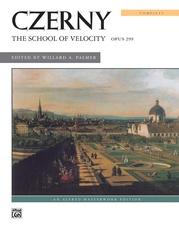 Czerny, School of Velocity, Opus 299 (Complete)