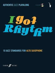 I Got Rhythm for Alto Saxophone