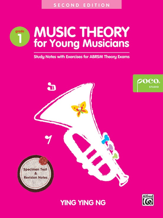 Music Theory for Young Musicians, Grade 1