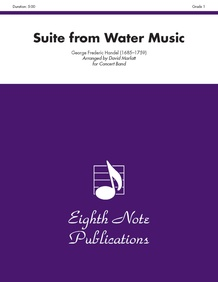 Suite (from <i>Water Music</i>)