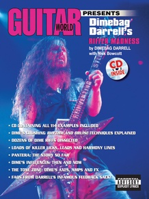 Guitar World Presents Dimebag Darrell's Riffer Madness