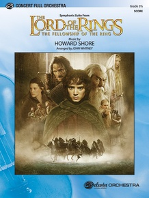 <I>The Lord of the Rings: The Fellowship of the Ring,</I> Symphonic Suite from