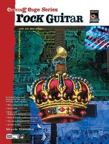 Cutting Edge Series: Rock Guitar