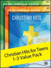 Christian Hits for Teens 1-3 (Value Pack)