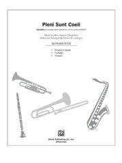 Pleni Sunt Coeli (from Te Deum)