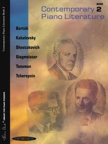 Contemporary Piano Literature, Book 2