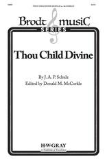 Thou Child Divine