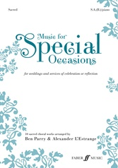 Music for Special Occasions: Sacred