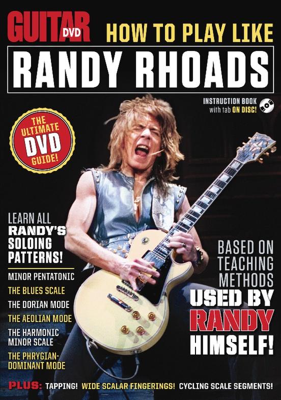 Guitar World: How to Play Like Randy Rhoads