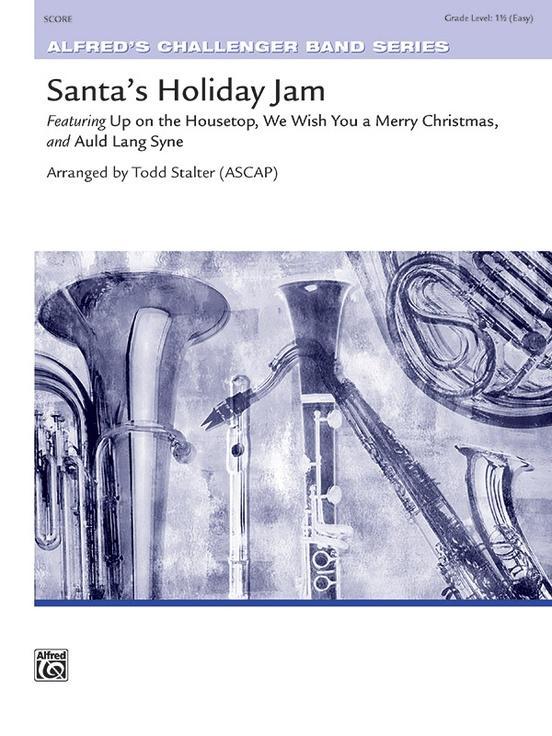Santa's Holiday Jam