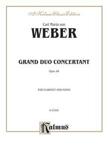 Grand Duo Concertant, Opus 48