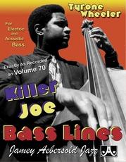 Tyrone Wheeler: Killer Joe Bass Lines