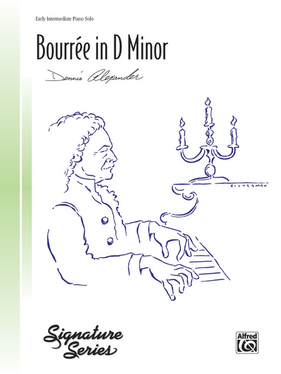 Bourrée in D Minor