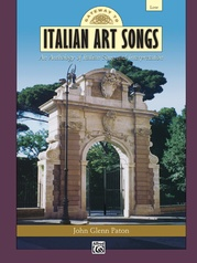 Gateway to Italian Art Songs