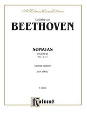 Sonatas, Volume IB, Nos. 8-15 (Urtext Edition)