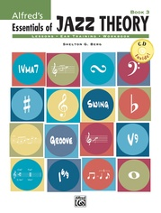 Alfred's Essentials of Jazz Theory, Book 3