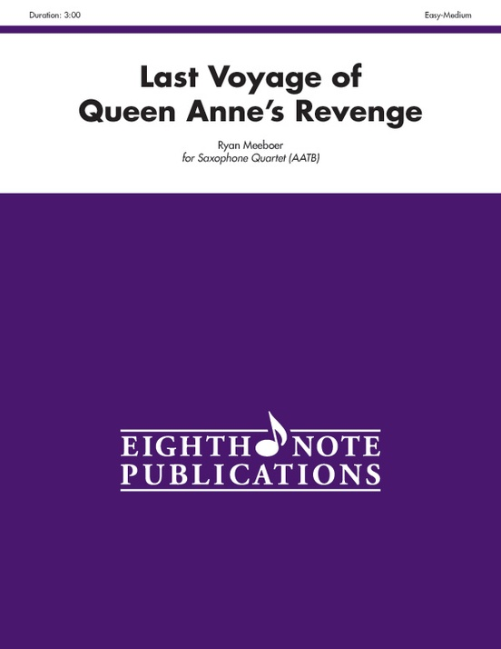 Last Voyage of Queen Anne's Revenge