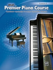 Premier Piano Course, Lesson 5