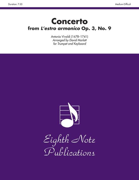 Concerto (from L'estro armonico Opus 3, No. 9)