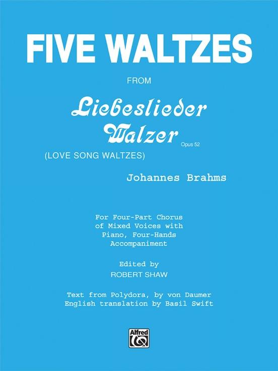 Five Waltzes (from Liebeslieder Walzer)