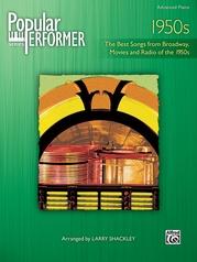 Popular Performer: 1950s
