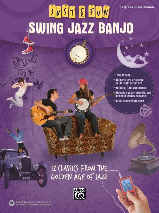 Just for Fun: Swing Jazz Banjo