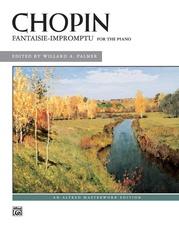 Chopin, Fantaisie-Impromptu